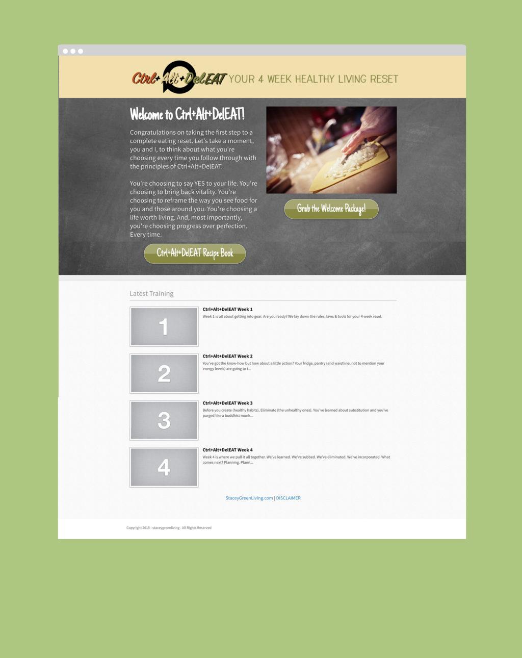 Cad Membership Page