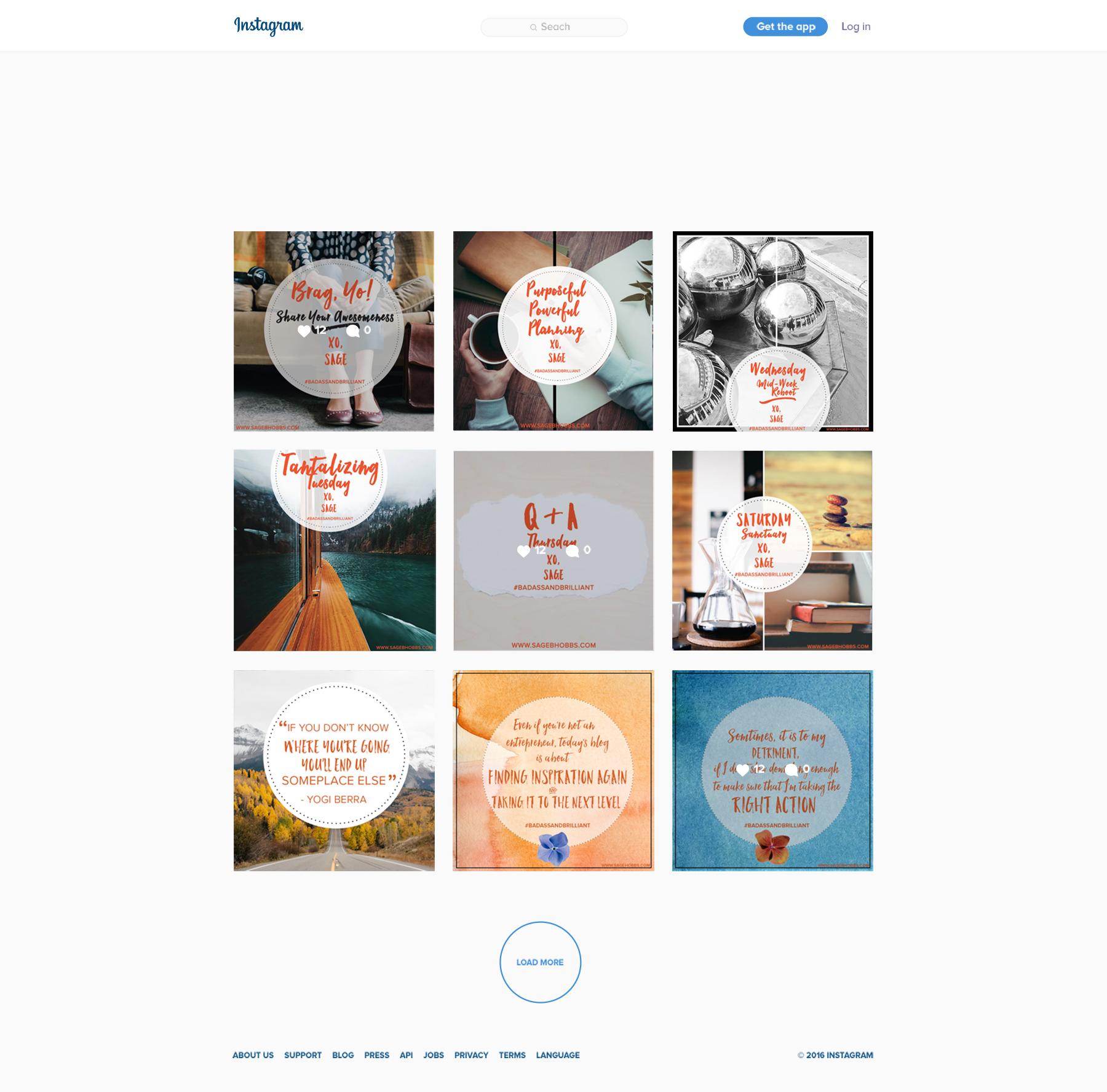 Instagram_template